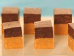 Шоколадово-фъстъчен фъдж