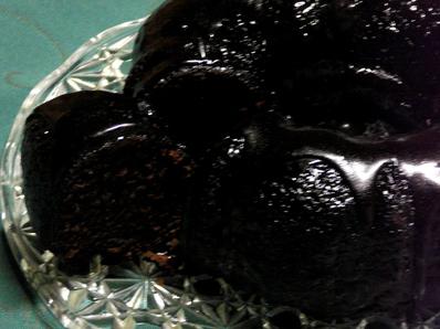 Много шоколадов кекс Люба