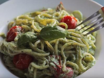 Страхотни вегетариански спагети