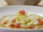 Бистра зелева супа