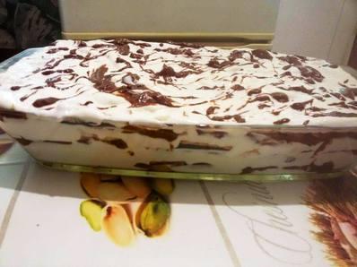 Специална бисквитена торта