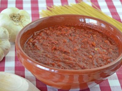 Италиански доматен сос