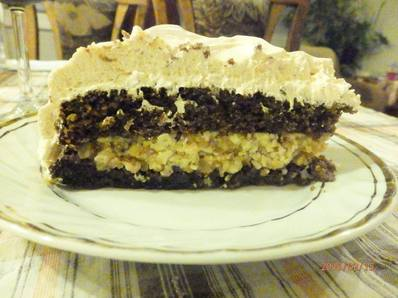 Тортата на леля Галя