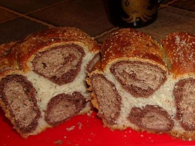 Леопардов хляб (бриош)