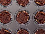 Мини шоко кексчета без печене