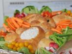 """Зеленчуково предястие """"Великденско зайче"""""""