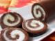 Лесно шоколадово-кокосово руло без печене