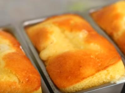 Керан панг - яйчено хлебче