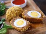 Печени яйца по шотландски