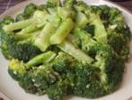 Лесна салата от броколи