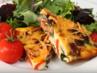 Касерола със зеленчуци и наденица