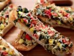 Разкошни зеленчукови сандвичи
