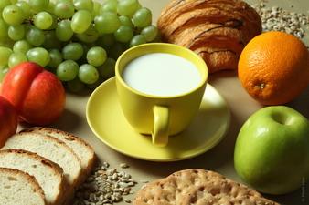 Как закусват по света