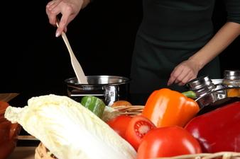 Как се сотират зеленчуци