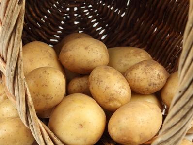 Картофи с ориз (булгур)
