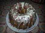 Кекс с шоколадова глазура