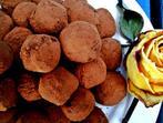 Шоколадови трюфели с черен чай