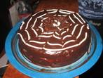 Торта с шоколадова глазура