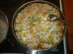 Ориз със зеленчуци (Николая)