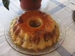 Кроасанен кекс с крем карамел (Светла)