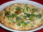 Суфле от броколи и карфиол
