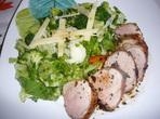 Запечено свинско бон филе