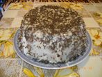 Бисквитена торта Бомбе