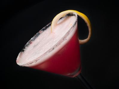 Коктейл Pink Lady