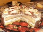 Бананова торта (Пламена)