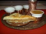 Баклава с бутер тесто (Петя)