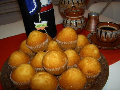 Мъфини по рецептата на маминия кекс