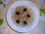 Зимна супа с маслини