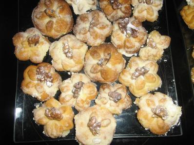 Дребни сладки с маслено тесто (Нели)