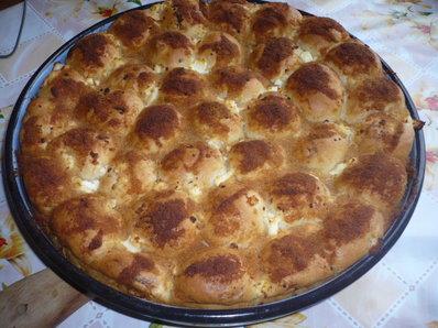 Милинки със сирене (Беатрис)