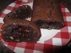 Лесно брауни с черен шоколад