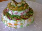 Плодова торта (Силвия)
