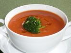 Доматена супа с броколи