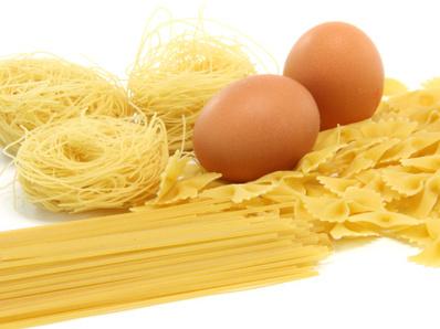 Омлет със спагети