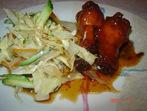 Карамелизирано пиле по китайски