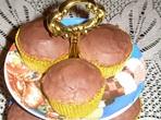 Шоколадови мъфини (Креми)