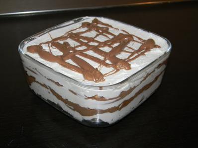 "Торта ""Снежен десерт"""