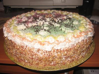 "Сметанова торта ""Светли"""