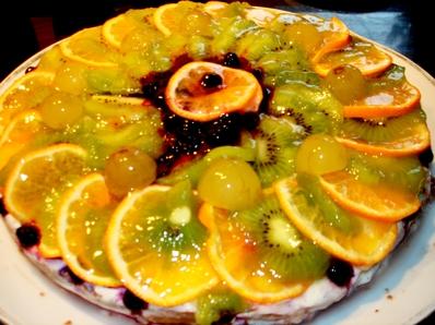 Тортата на кръстницата