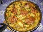 Пиле с картофи на фурна