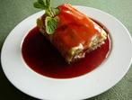 Лек десерт с ягоди II