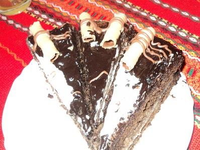"""Шоколадова торта """"Светли"""""""