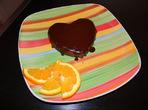 """Шоколадов сладкиш """"Влюби се в мен"""""""
