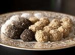 Бонбони от бисквити