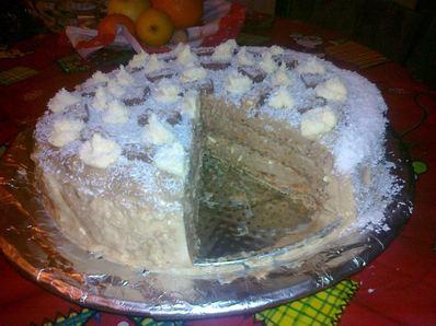 """Торта """"Мус"""""""