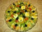 Пъстра пролетна салата